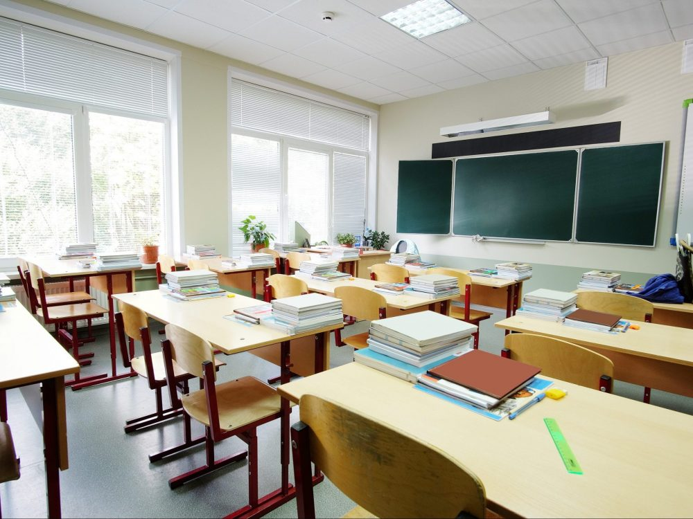 school classroom - Cornerstone advisory services